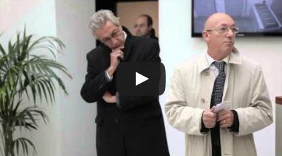 Filmato dell'inaugurazione del Polo Crematorio