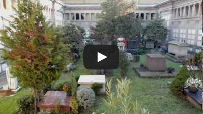 video Cinerario della Certosa di Bologna