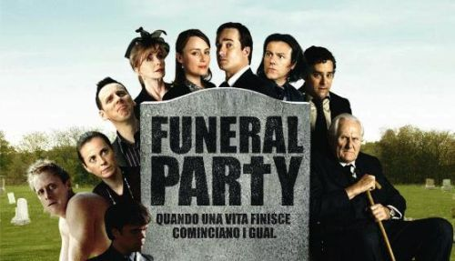 Locandina Funeral Party