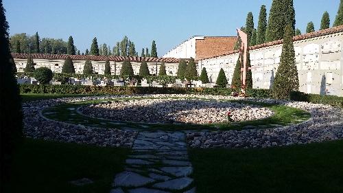 Dispersione ceneri alla Certosa di Bologna