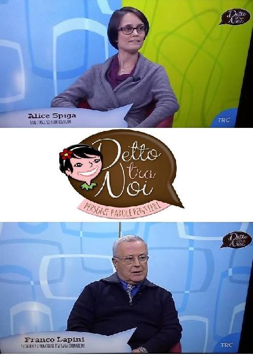 Intervista televisiva socrem bologna
