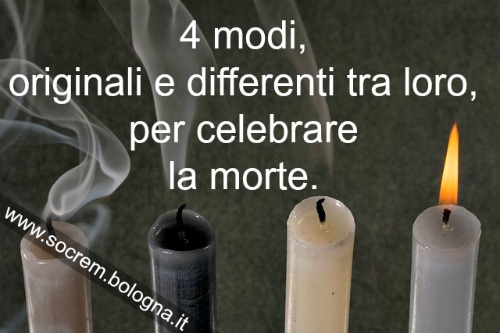 4 modi per celebrare la morte