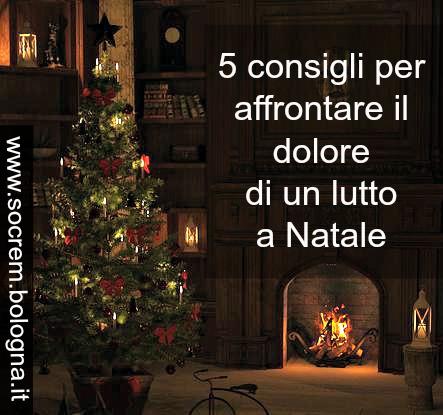 5 modi per affrontare il lutto a Natale