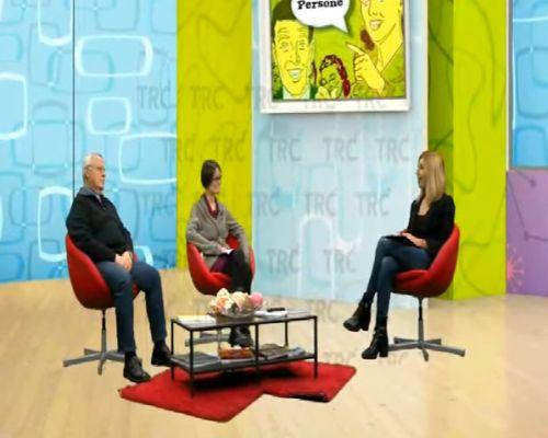 Intervista TV sulla cremazione