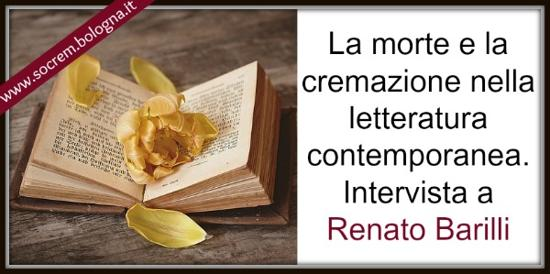 morte e cremazione in letteratura contemporanea