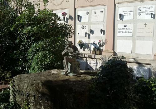 Cinerario della Certosa di Bologna