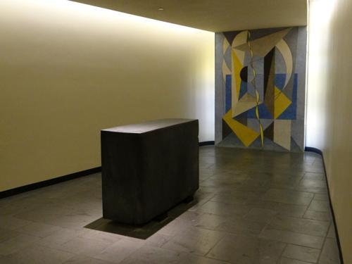 stanza della quiete all'ONU