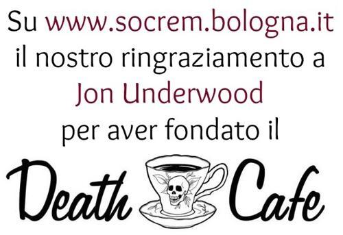 morto fondatore dei death cafe