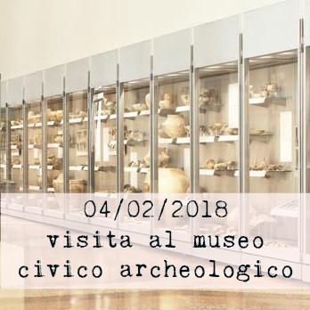 visita al museo civico archeologico