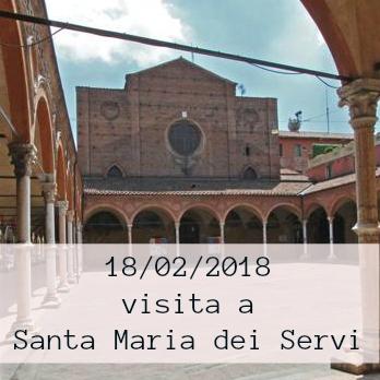 visita in santa maria dei servi