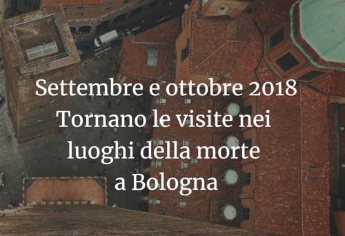 Programma BolognAltrove da settembre 2018