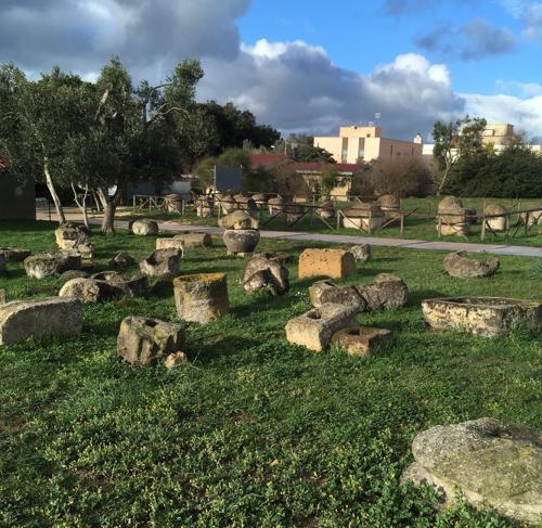Tombe etrusche a Tarquinia