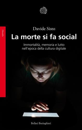 copertina del libro la morte si fa social