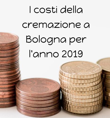 I costi della cremazione a Bologna