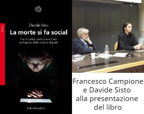 Presentazione libro La morte si fa social