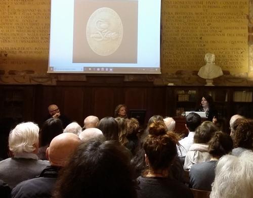 Michela Murgia presenta Accabadora a Bologna