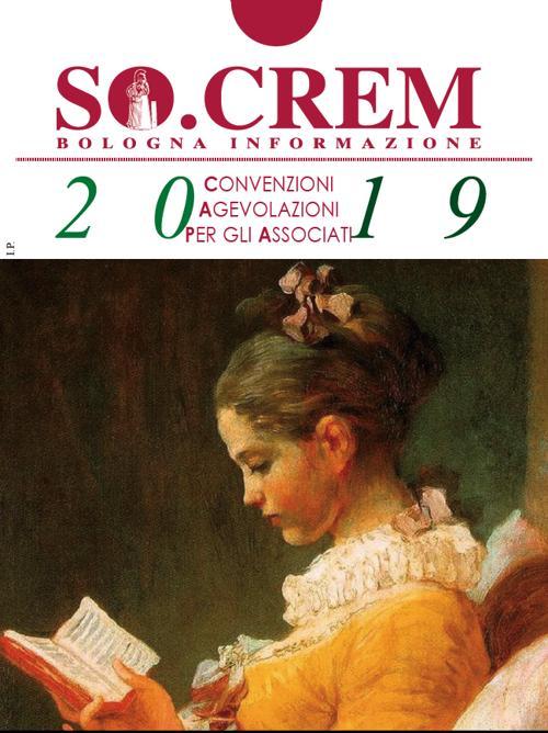 Libretto convenzioni socrem 2019