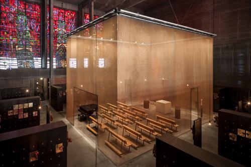 Chiesa sepolcrale in Germania