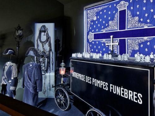 Museo Funerario a Vienna
