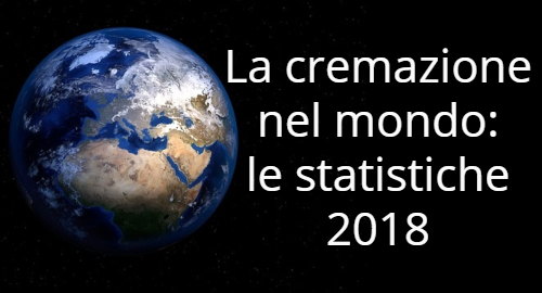 I dati della cremazione nel mondo