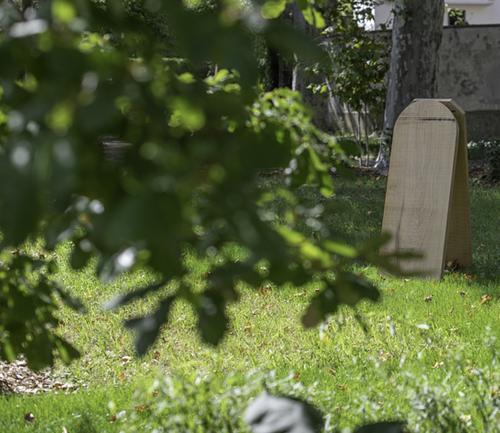 Cimitero naturale a Parigi